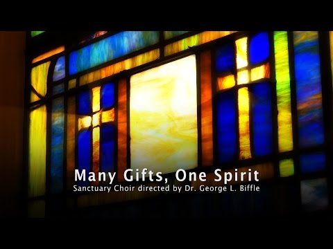 Many Gifts, One Spirit - Allen Pote