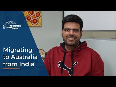 Migrating To Australia From India