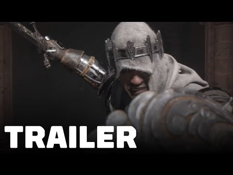 For Honor - Vortiger Cinematic Reveal Trailer