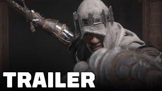 For Honor - Vortiger Cinematic Reveal Trailer
