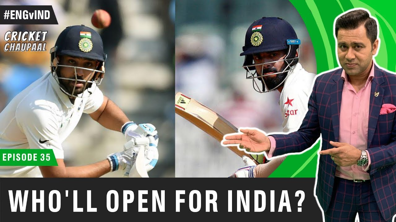 IND's OPENING Woes Continue - Who'll OPEN with ROHIT? | Betway Cricket Chaupaal E35 | Aakash Chopra