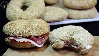 Bagels con sésamo - La Receta que Funciona