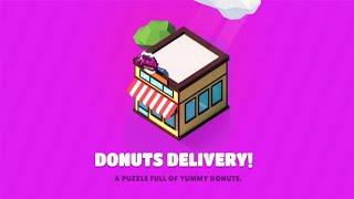 Donuts Delivery (by Rakshak Kalwani) - iOS - HD Gameplay Trailer