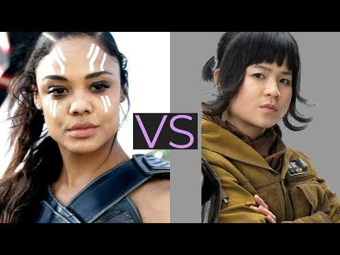 A Tale of Two Characters: Valkyrie vs Rose Tico