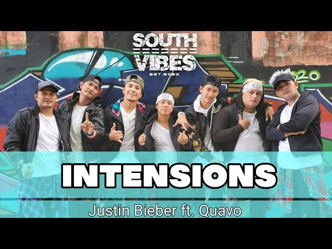 INTENSIONS By: Justin Bieber Ft. Quavo |SOUTH VIBES|