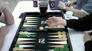 Обучающее видео короткие нарды - Гроссмейстеры
