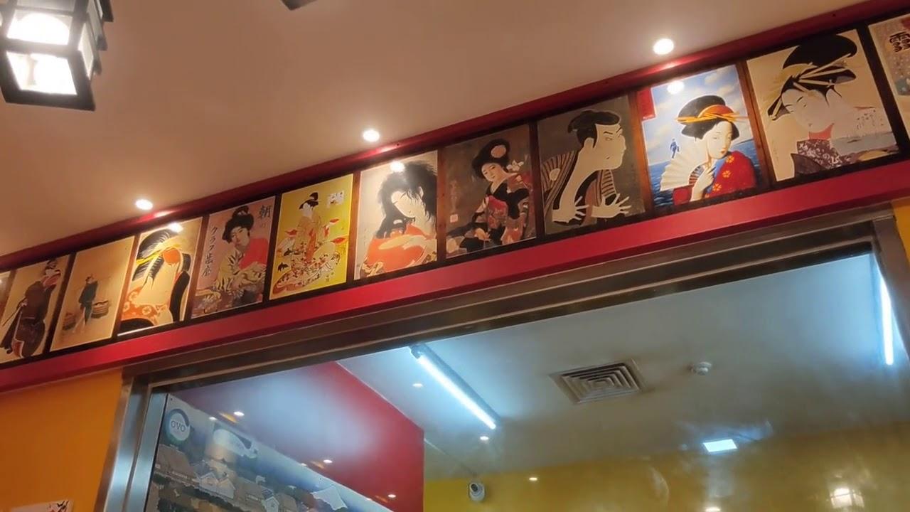 All You Can Eat Sushi At Sushi Abe Hero Kota Wisata Cibubur