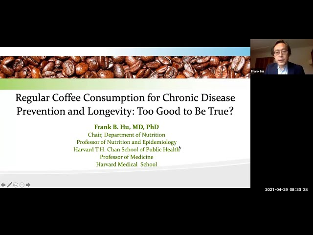 Regular Coffee Consumption for Chronic Disease Prevention and Longevity: Too Good to be True?