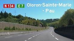 [F] N134 Oloron-Sainte-Marie - Pau