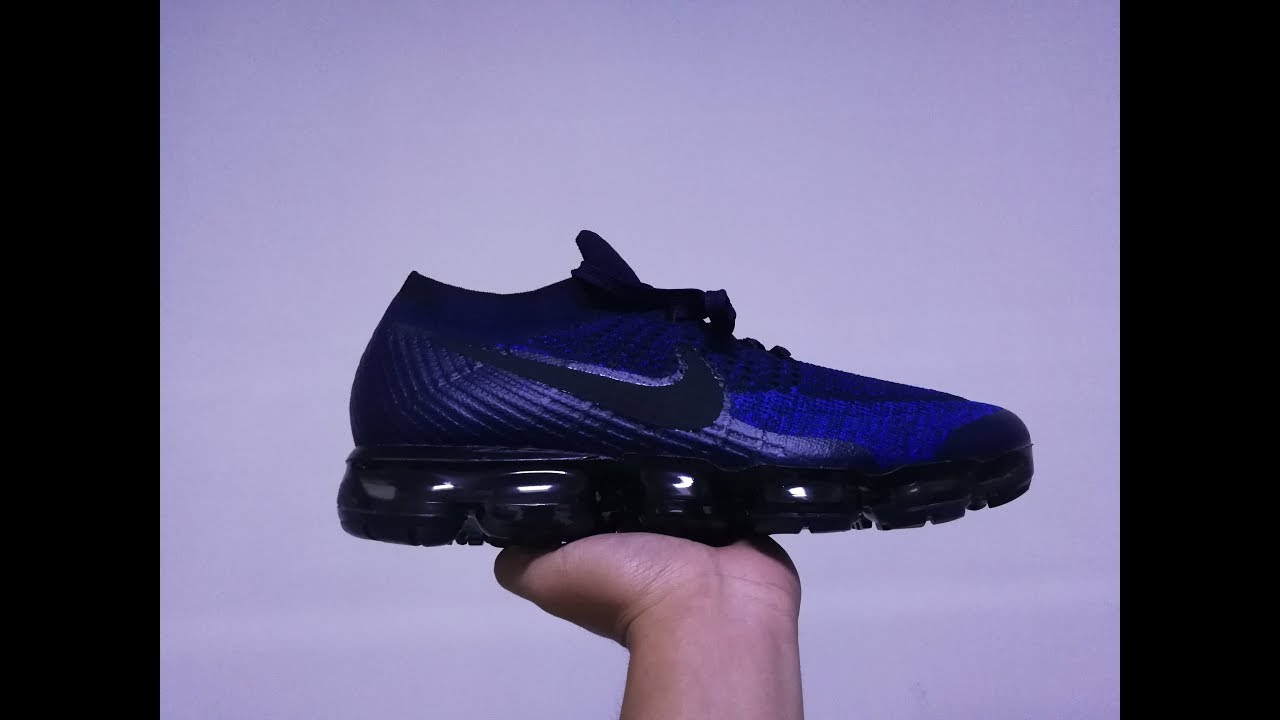 NIKE Air VaporMax Flyknit Day to Night 849558-400 Review Unboxing Aliexpress yupoo China  Wholesale 748635332