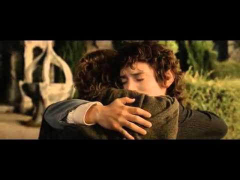 Resultado de imagen de Frodo se despide de Sam