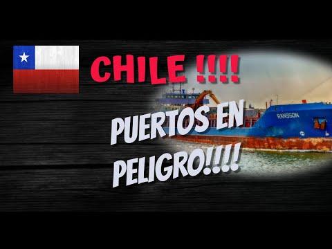 #Puertos de #Chile en Peligro !!! El #Peru disputa liderazgo ...