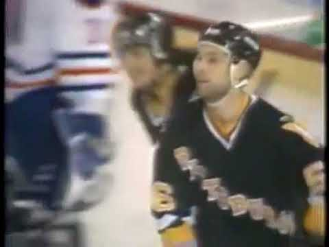 Sergei Zubov scores an awesome goal vs Oilers for Penguins (1996)