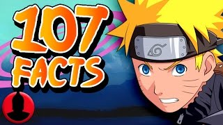 107 Naruto Anime Facts YOU Should Know! - Anime Facts (107 Anime Facts S1 E4)