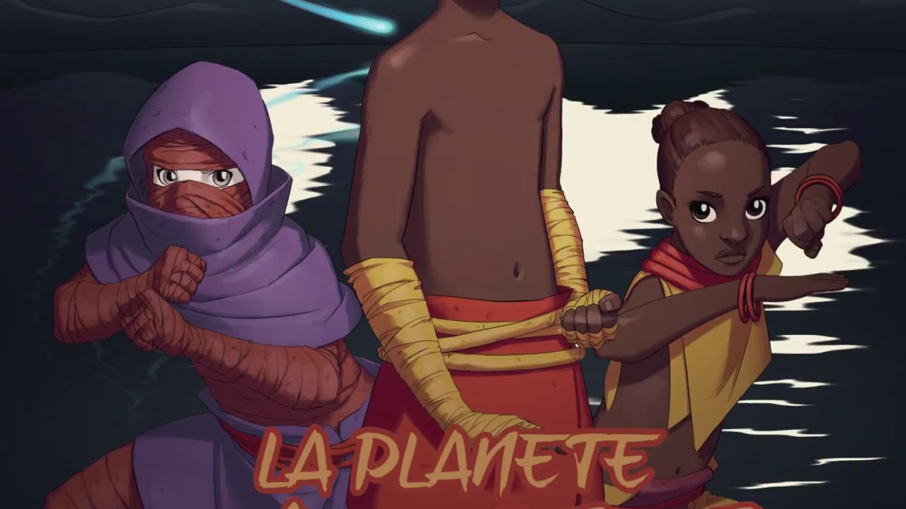 Pré commandez le premier tome de La Planète Takoo