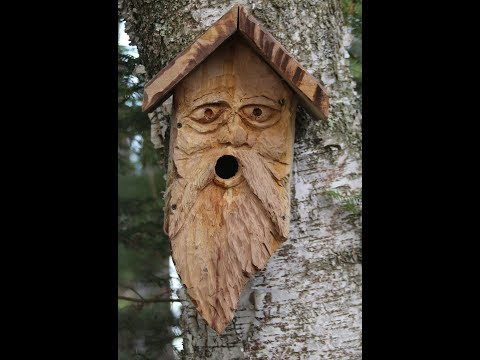 Wood Carving: Old