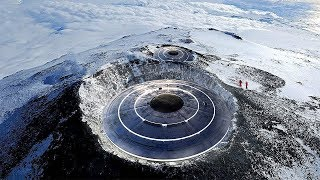 Incredible Recent Discoveries in Antarctica!