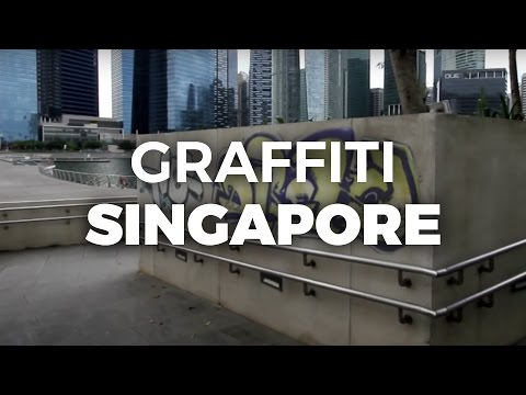 Graffiti Singapore (Digital Compositing Project)