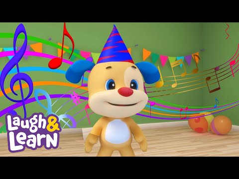 Laugh & Learn™ - Let's Learn About The Animals + More Kids Songs And Nursery Rhymes   Learning 123s