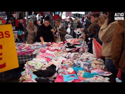 Feira dos Santos atrai milhares de pessoas a Cerdal | Altominho TV