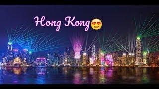 symphony of lights Tsim Sha Tsui hong kong