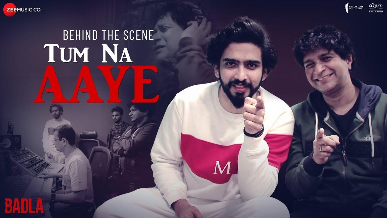 Tum Na Aaye - Behind The Scene | Badla | Amitabh Bachchan & Taapsee Pannu | KK | Amaal Mallik