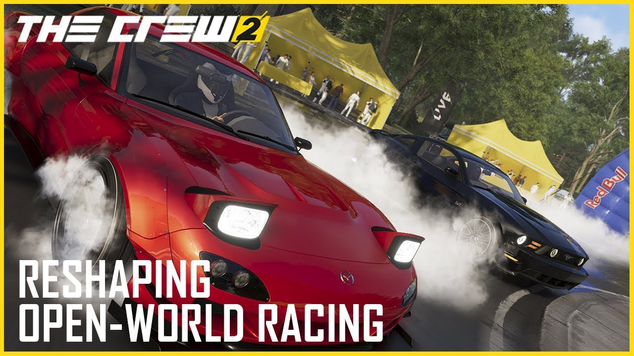 The Crew 2' Beginner's Guide: Gain Followers, Level Up, Earn