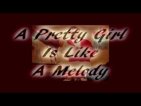 Pat Boone  A Pretty Girl Is Just Like A Melody
