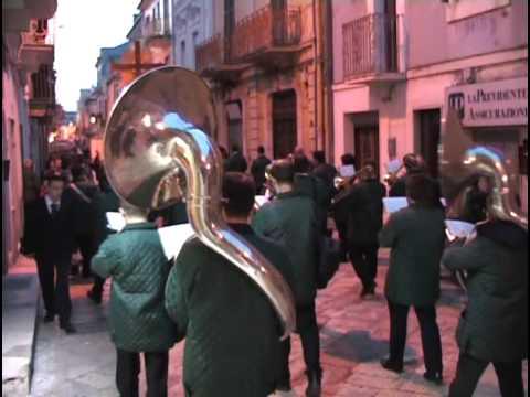 "Banda ""G. Verdi"" Di Sannicandro Di Bari - Venerdì Santo 2009"