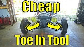 Cheap Quick Easy Automotive Alignment Toe In Set-Check Tool DIY