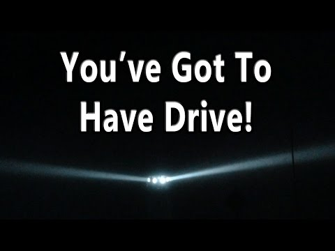 You've Got To Have Drive! Motivational Speech!