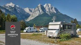 Camping Resort Zugspitze - Traumhafter Camping-Genuss mit fünf Sternen