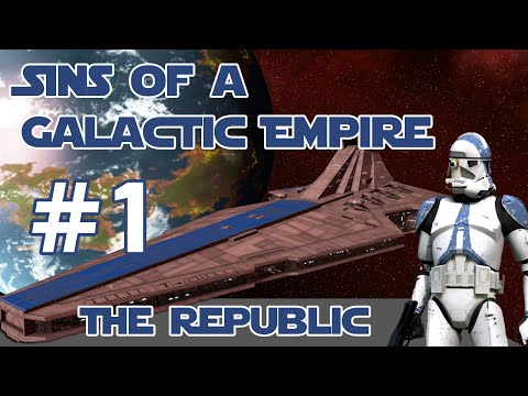 For The Republic! - Sins Of A Galactic Empire - {Republic} - Multiplayer: Part 1