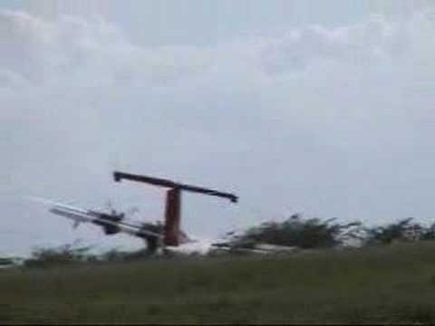 Aterrizaje de Emergencia Venezuela