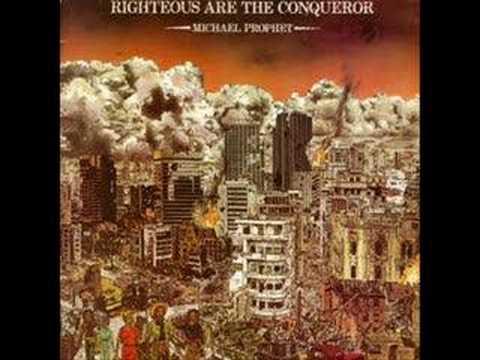DJ APR Mix Michael Prophet Righteous Are The Conqueror Clint Eastwood General Saint Tribute
