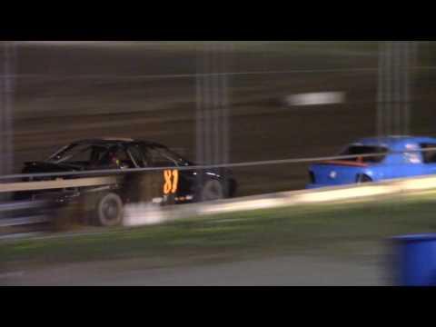Hummingbird Speedway (7-9-16): Aaron's of DuBois Front-Wheel Drive 4-Cylinder Feature