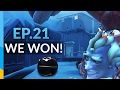 WE WON!   Overwatch Road To Top 500 - Ep.21