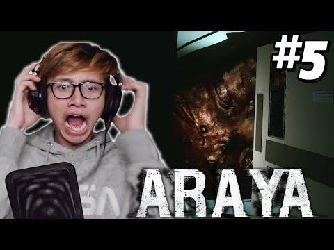 PALANYA NONGOL TIBA2 SUE ! - ARAYA #5