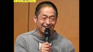 お笑いトリオ・安田大サーカスの団長安田が8日、東京・とっとり・おかや...