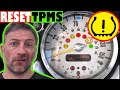 How to reset Tire Pressure Light on Mini R50 R53 2000-2006 First Generation