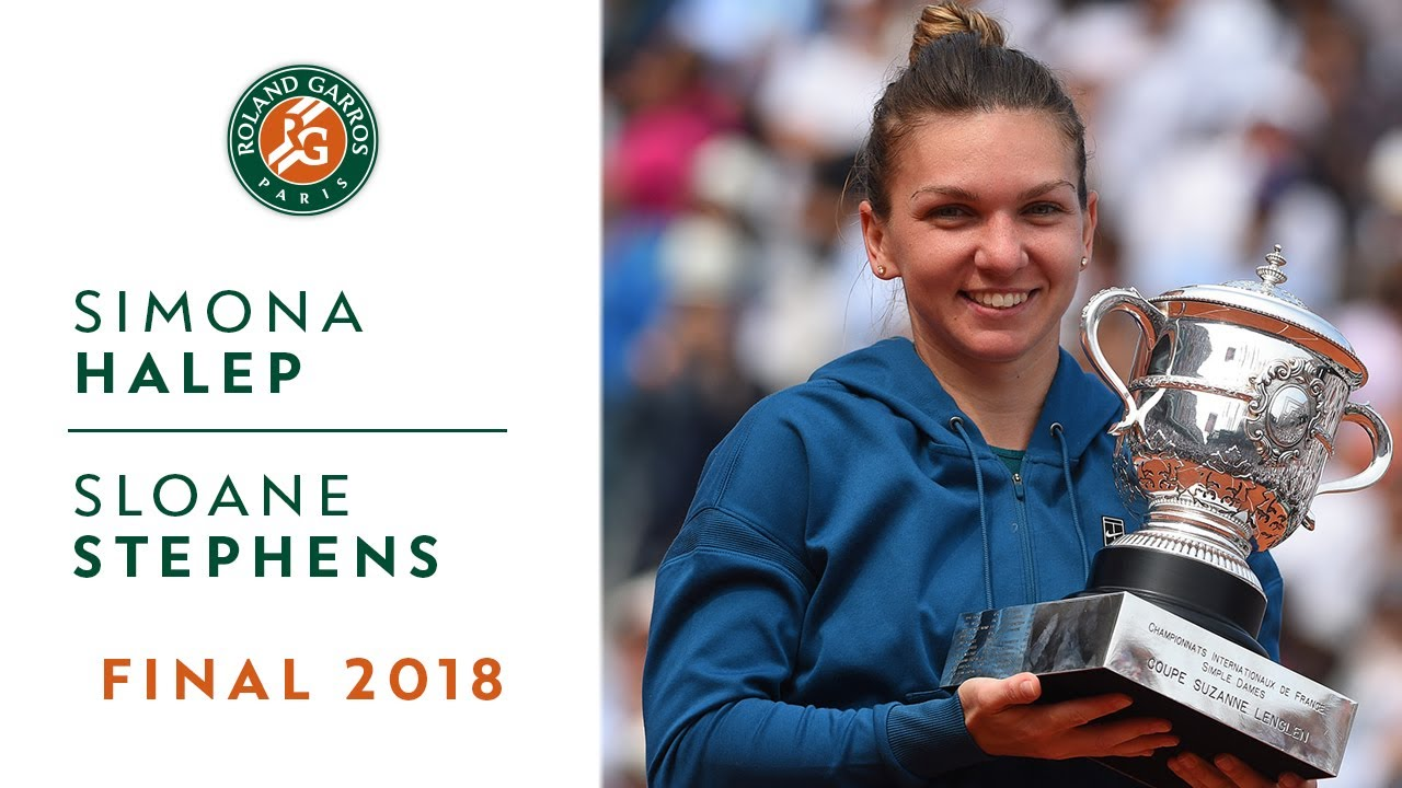 Simona Halep vs Sloane Stephens - Final 2018 - The Film | Roland-Garros