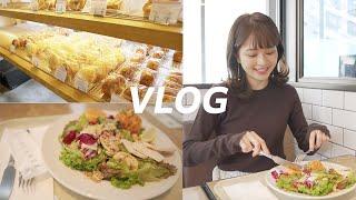 【VLOG】青山で気になっていたカフェ巡りをしたよ〜☕️【パンとエスプレッソと/CITYSHOP】