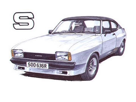 i ford capri mk2 3000s x pack 1977 3000gt s jps 1975. Black Bedroom Furniture Sets. Home Design Ideas