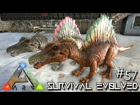 Ark survival evolved hot clip new video funny keclips ark survival evolved baby spinosaurus breeding spinos malvernweather Images
