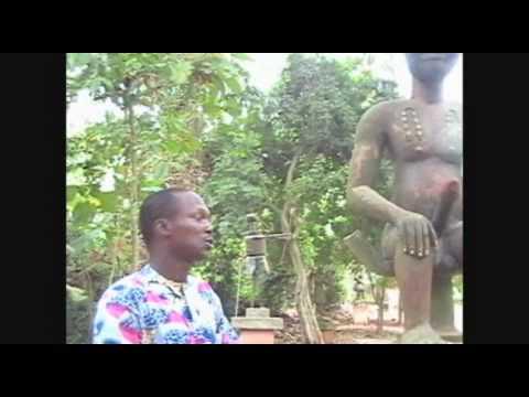 Sacred Forest Quidah Benin / Origins of Voodoo/Voodon pt1