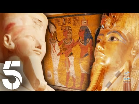 Inside Tutankhamun's Tomb | The Nile: Egypts Greatest River | Channel 5 #AncientHistory