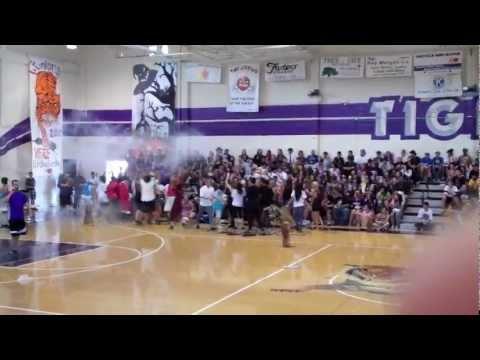 Oroville High School Junior Class - Homecoming Skit 2011
