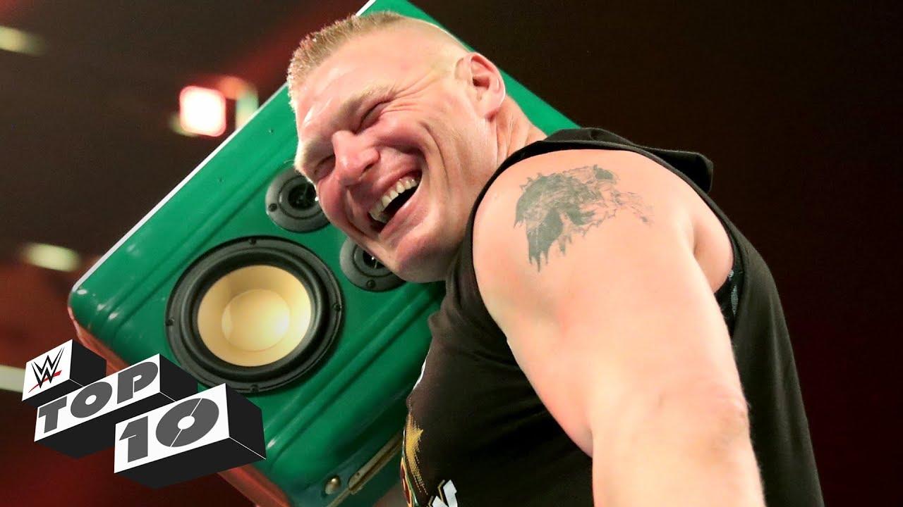 Surprising Superstar dance moves: WWE Top 10, June 1, 2019