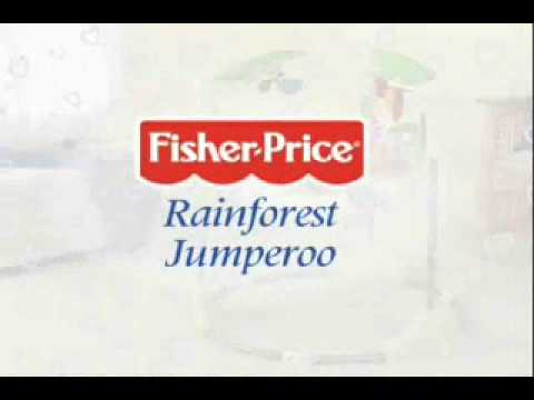 Fisher-Price Rainforest Jumperoo - Babies R Us