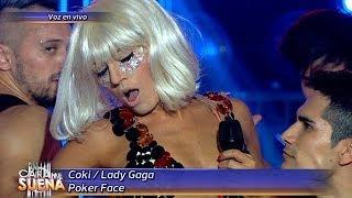 Coki Ramírez Es Lady Gaga En Tu Cara Me Suena [HD]